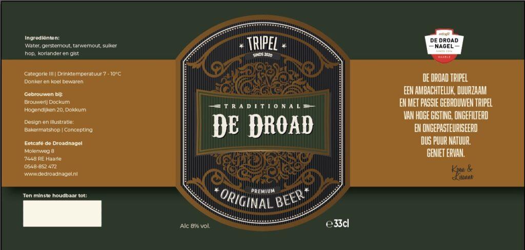 De Droad Trippel