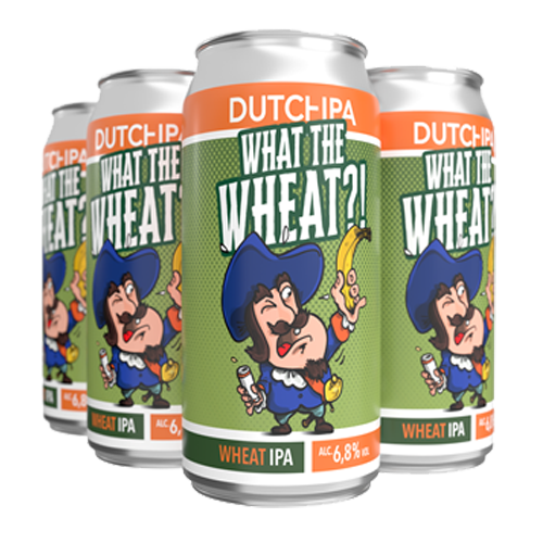 What the wheat – Sixpack